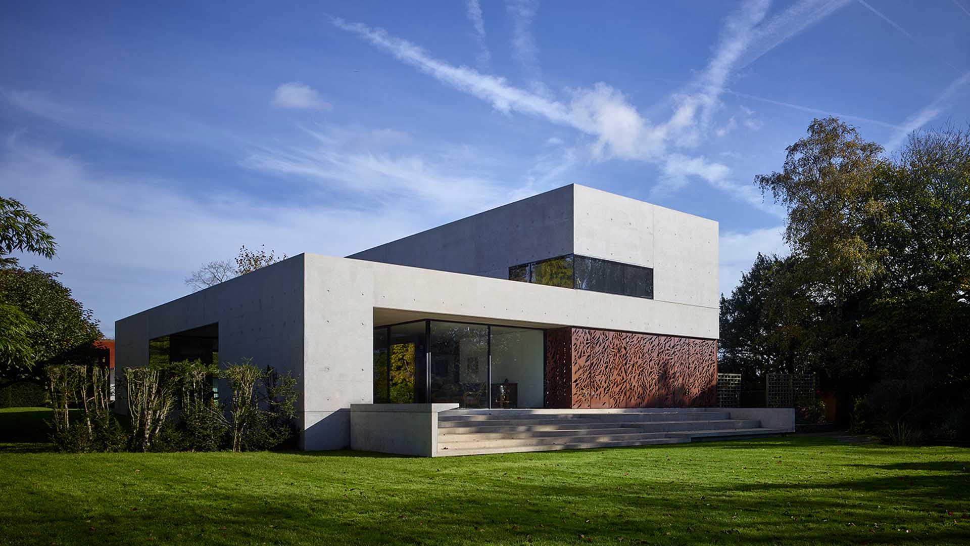 Winner of the RIBA South Awards 2018